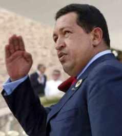 El permanente contacto con el pueblo forma parte de la agenda de gobierno de Chávez.